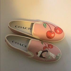 Rare Coach shoes
